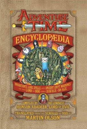 Adventure Time Encyclopaedia by Various