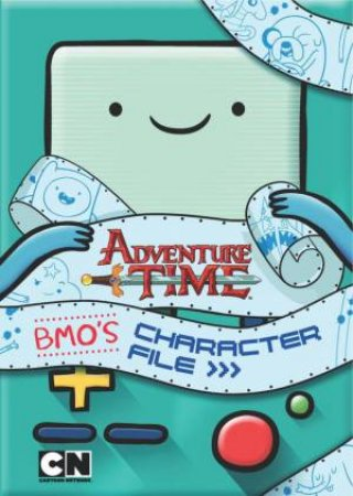 Adventure Time: BMO's Character File
