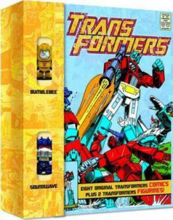 Transformers: Classic Comic Gift Set by Various
