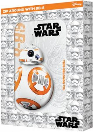 Star Wars Episode VII: Zip Around With BB-8 Pencil Case Tin by Various
