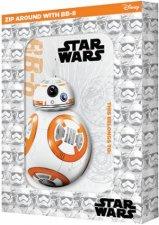 Star Wars Episode VII Zip Around With BB8 Pencil Case Tin