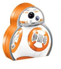 BB-8 Shaped Character Tin by Various