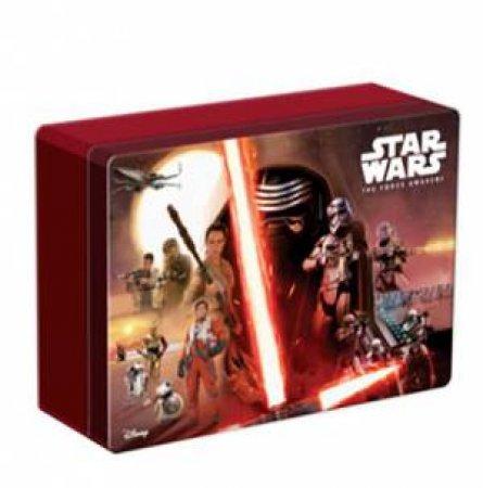Star Wars Saga: The Force Awakens Tin by Various
