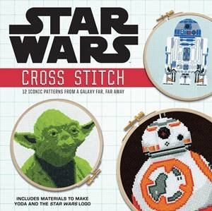 Star Wars: Cross Stitch by Various