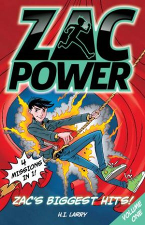 Zac Power's Biggest Hits