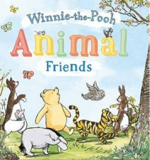 WinnieThePooh Animal Friends