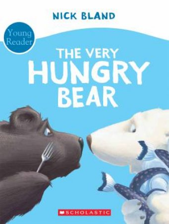 Young Reader: Very Hungry Bear