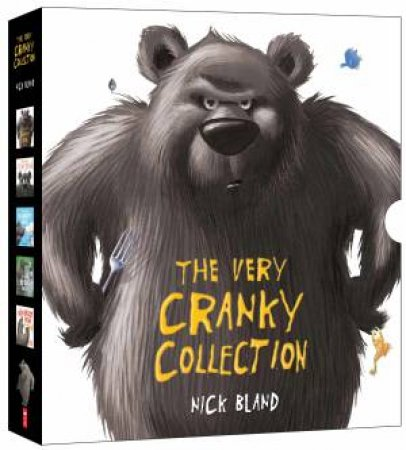 The Very Cranky Bear Collection - 5 Book Set