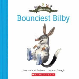 Bounciest Bilby