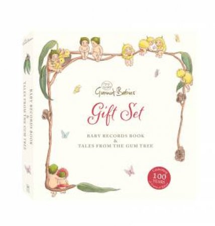 May Gibbs Gumnut Babies Gift Set