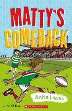 Mattys Comeback
