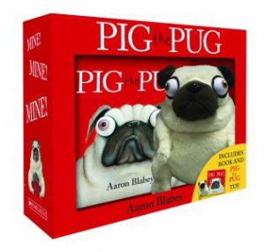 Pig The Pug: Book And Plush Toy