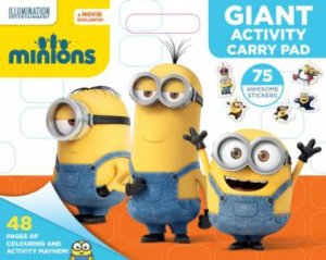 Minions Giant Activity Carry Pad by Various
