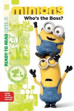 Minions - Who's the Boss? by Various
