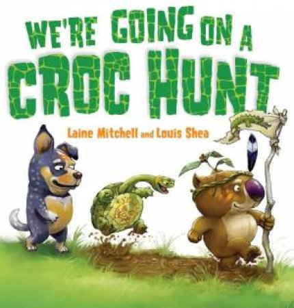 We're Going On a Croc Hunt