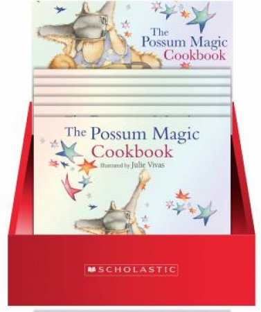 Possum Magic Cookbook 6-Copy Counter Pack by Various