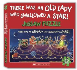 There Was An Old Lady Who Swallowed A Star - Box Set by P. Crumble