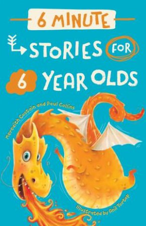 6 Minute Stories for Six Year Olds
