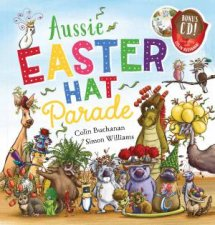 Aussie Easter Hat Parade  CD