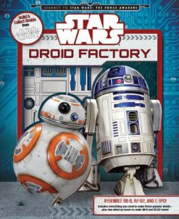 Star Wars Droid Factory with 2 wind up bases by Various