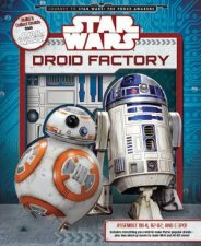 Star Wars Droid Factory with 2 wind up bases