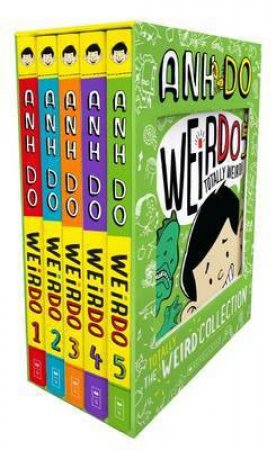 Weirdo 5 Book Box Set