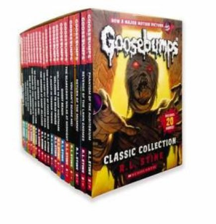Goosebumps Classic Collection