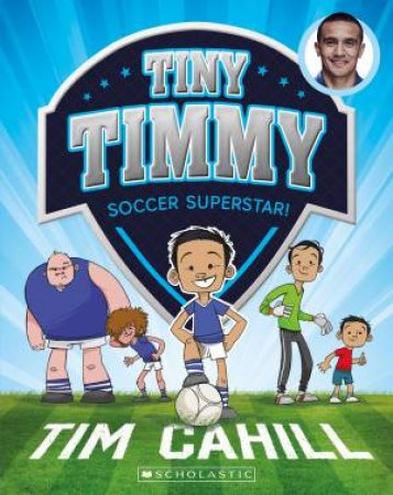 Tiny Timmy 01: Soccer Superstar