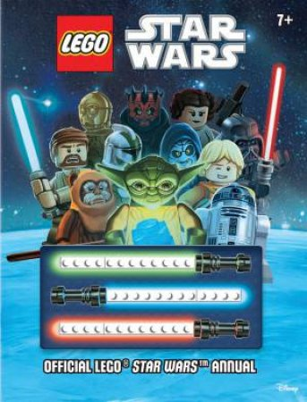 Official LEGO Star Wars Annual 2016