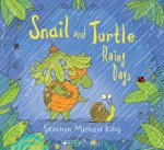 Snail And Turtle Rainy Days