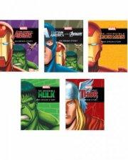 Marvel Avengers Hero Origins Collection