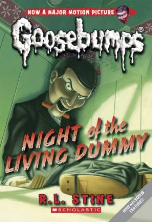 Goosebumps Classic 01:  Night of the Living Dummy