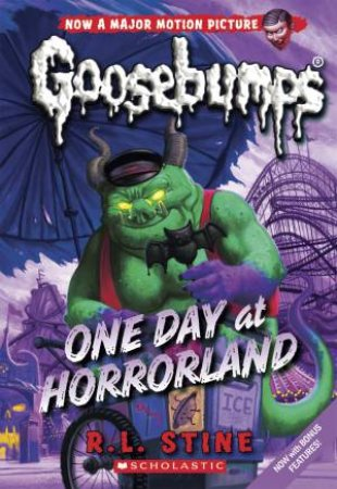 Goosebumps Classic 05: One Day at Horror Land