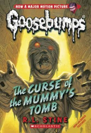 Goosebumps Classic 06:  Curse of the Mummy's Tomb