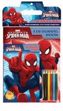 Marvel Ultimate Spider Man Activity Bag