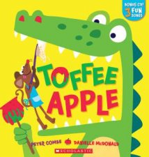 Toffee Apple And Other Fun Songs + CD by Peter Combe
