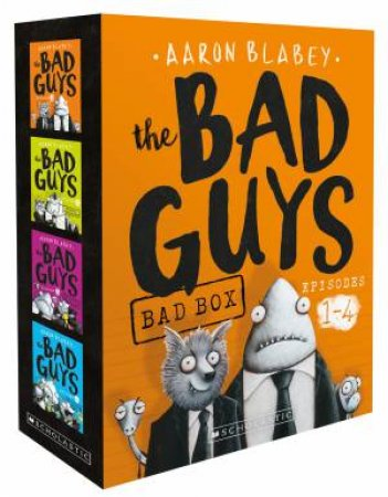 The Bad Guys Boxed Set