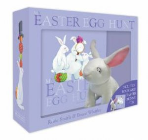 My Easter Egg Hunt Boxed Set (Mini Book + Plush) by Rosie Smith