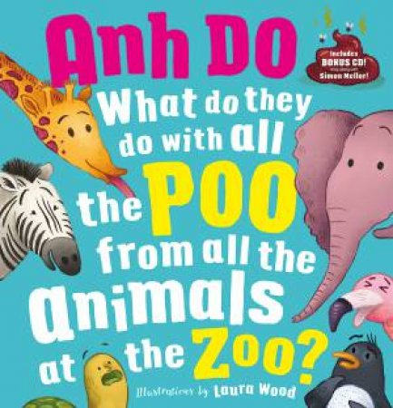 What Do They Do With All The Poo From All Of The Animals At The Zoo? And CD