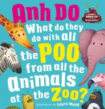 What Do They Do With All The Poo From All Of The Animals At The Zoo And CD