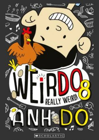 Really Weird! by Anh Do