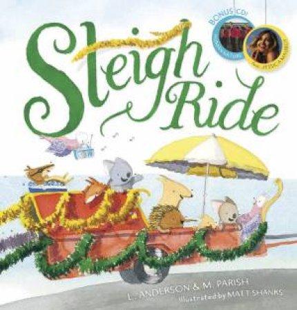 Sleigh Ride + CD by Mitchell Parish