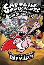 Sensational Saga Of Sir StinksALot