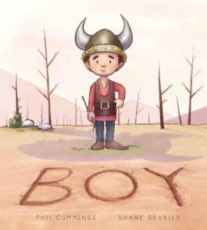 Boy by Phil Cummings & Shane Devries
