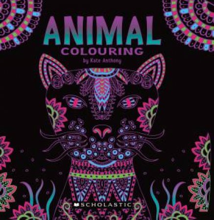 Animal Colouring by Kate Anthony