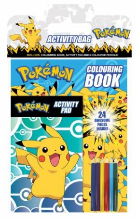 Pokemon: Activity Bag by Various
