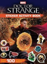 Marvel Dr Strange Sticker Activity Book