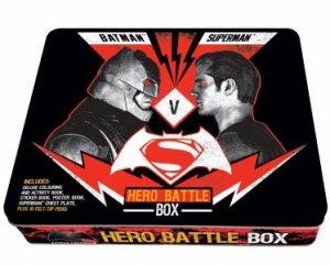 DC Comics: Batman Vs Superman: Activity Tin