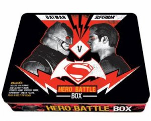 DC Comics: Batman Vs Superman: Activity Tin by Various