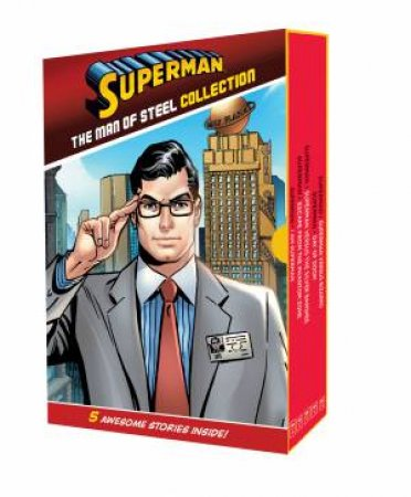 DC Comics: Superman: Man Of Steel Collection by Various